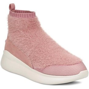 Ugg Griffith Plateausneaker in Strickoptik
