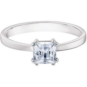 Swarovski Fingerring ATTRACT SQ ENGAGEMENT 50 52 55 58 60 5515727 5402435 5372880 5402444 5515728 mit Swarovski Kristall