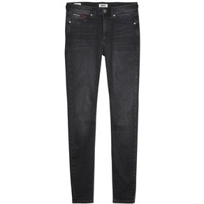 TOMMY JEANS Skinny-fit-Jeans mit Tommy Jeans Logo-Flag