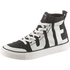 Diesel Astico Sneaker mit auffälligem Logo-Druck