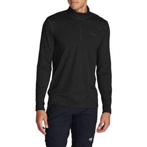 Eddie Bauer Funktionsshirt Resolution Shirt IR mit 1 4-Reissverschluss