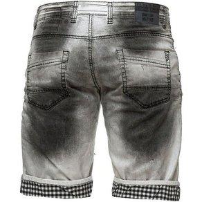 Rusty Neal Shorts in ausgefallenem Design 13616
