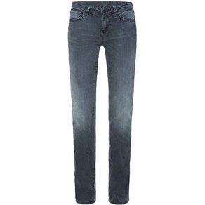 SOCCX Regular-fit-Jeans mit breiten Nähten