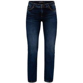 SOCCX 5-Pocket-Jeans EL KE mit breiten Nähten