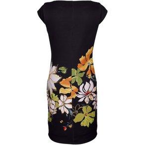 Alba Moda Kleid mit modisch flroalem Print