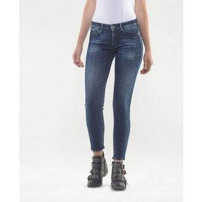 Le Temps Des Cerises Skinny-fit-Jeans POWERC im angesagten Used-Look