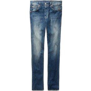 Herrlicher Jeans mit kontrastierenden Ziernähten