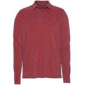 Marc O Polo Langarm-Poloshirt