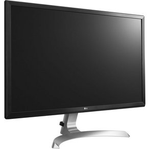 LG 27UD59-B Gaming-Monitor (3840 x 2160 Pixel, 4K Ultra HD, 5 ms Reaktionszeit, 60 Hz)