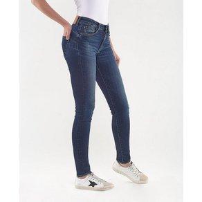 Le Temps Des Cerises Jeans mit Highwaist-Schnitt