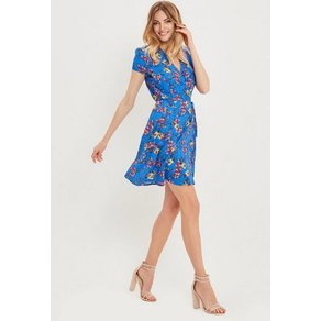 SUGARFREE Sommerkleid mit floralem Allover-Print