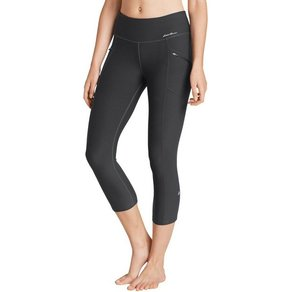 Eddie Bauer Leggings Trail Tight Capri uni