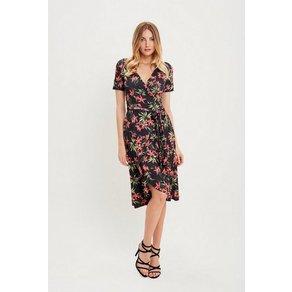 SUGARFREE Sommerkleid mit tollem Blüten-Print