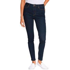 Eddie Bauer 5-Pocket-Jeans Stayshape Skinny High Rise Slightly Curvy