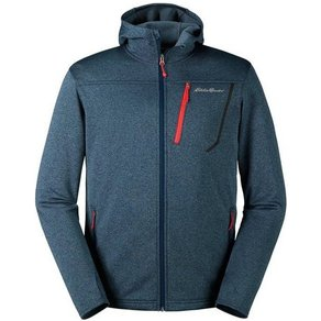 Eddie Bauer Fleecejacke High Route mit Kapuze