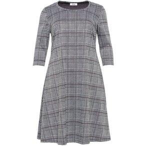 Sheego Jerseykleid in leichter A-Linie