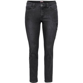 Joe Browns Stretch-Jeans mit Stickerei