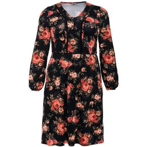 Joe Browns Jerseykleid mit Blumendruck