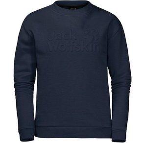 Jack Wolfskin Sweatshirt WINTER LOGO SWEATSHIRT W