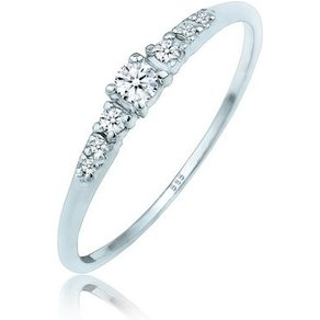 Diamore Diamantring Verlobungsring Diamanten 0 14 ct 585 Weissgold