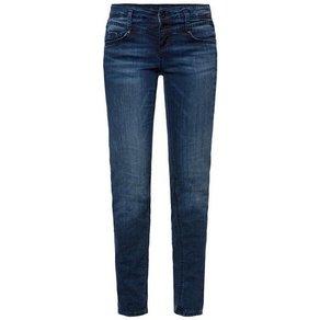 SOCCX 5-Pocket-Jeans KA RA mit Vintage-Waschung