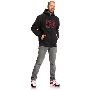 DC Shoes Funktions-Kapuzensweatjacke New Star