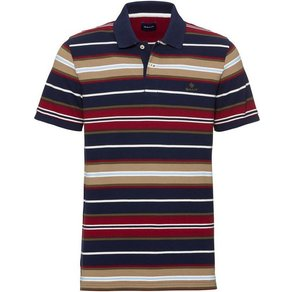 Gant Pique-Poloshirt Multi Stripe