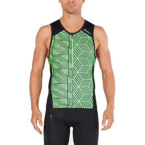 2Xu Triathlonbekleidung Perform Tri Singlet Herren