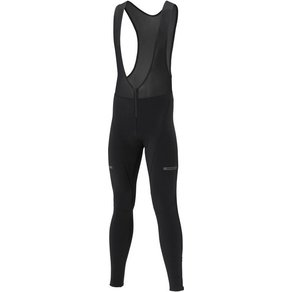 Shimano Softshellhose Wind Bib Tights Herren