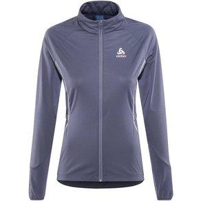 Odlo Trainingsjacke Zeroweight Windproof Reflect Warm Jacket Damen