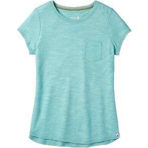 SmartWool T-Shirt Everyday Exploration Slub Shortsleeve Tee Damen