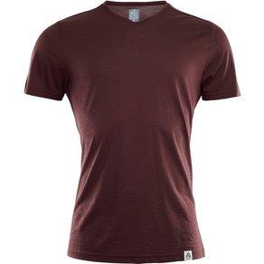 aclima T-Shirt LightWool V-Neck Herren