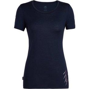Icebreaker T-Shirt Tech Lite Panax SS Low Rundhalsshirt Damen