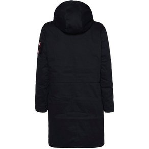 Tommy Hilfiger TOMMY HILFIGER Parka MONOGRAM COTTON HOODED PARKA