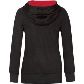 Trigema Kapuzen-Sweatshirt mit Logo