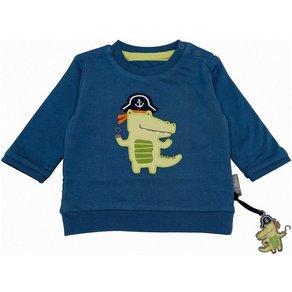 Sigikid Baby Sweatshirt zum Wenden für Jungen