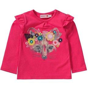 BÓBOLI BARCELONA Baby Langarmshirt für Mädchen