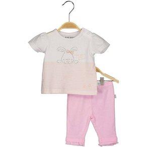 Blue Seven Baby Set T-Shirt+ Leggings für Mädchen