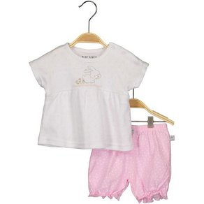 Blue Seven Baby Set T-Shirt+ Shorts für Mädchen