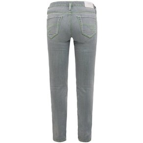 SOCCX 5-Pocket-Jeans KA RA mit Turn-Up Saum