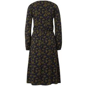 TOM TAILOR Jerseykleid Kleid mit Blumen-Print