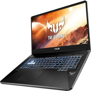 Asus FX705DT-AU095T Gaming-Notebook 43 94 cm 17 3 Zoll AMD Ryzen 5 GTX 1050 512 GB SSD