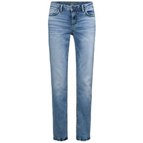 SOCCX 5-Pocket-Jeans RO MY mit Stretch-Anteil