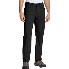 Eddie Bauer Funktionshose Horizon Guide Five-Pocket Straight Fit