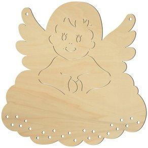 OTTO Holz Adventskalender Engel Weihnachten