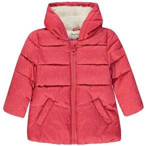 TOM TAILOR Baby Winterjacke mit Kapuze für Mädchen