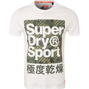 Superdry Funktionsshirt HAZARD BOX TEE