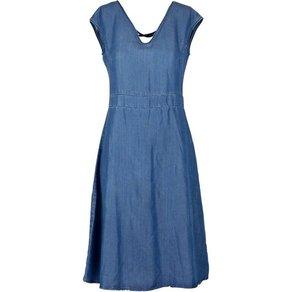 Mavi A-Linien-Kleid SLEEVELESS DENIM DRESS Kleid im Denim-Look
