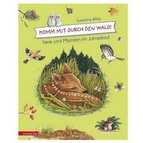 Ueberreuter Verlag Kommt mit durch den Wald!