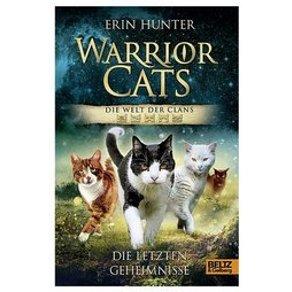 beltz verlag Beltz Verlag Warrior Cats Die Welt der Clans letzten Geheimnisse